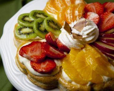 Klaver fruit suikervrij