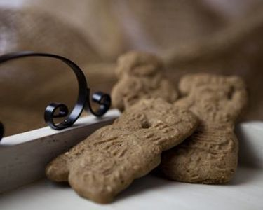 Speculaas mannetjes