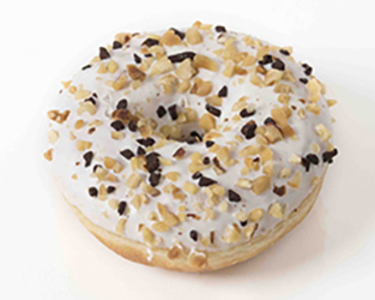 Donut hazelnoot