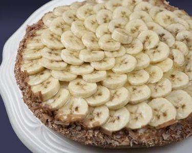 Banaan chocolade koekjesdeeg