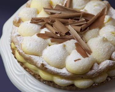 Crèmetaart pudding