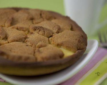 Klein vla pudding suiker 15 cm