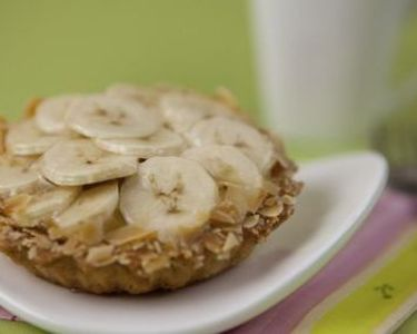 Croûte banaan