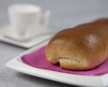 Worstenbroodje gewoon deeg gehakt